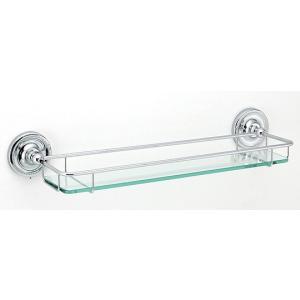 ガラス・シェルフ、サニタリー・シェルフ、トイレ・洗面の棚、化粧棚