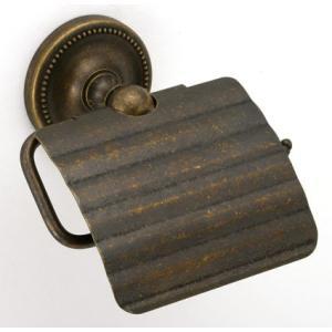 ペーパーホルダー トイレットペーパーホルダー(真鍮 アイアン トイレペーパーホルダー ロールペーパーホルダー) kagami