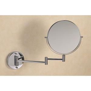 伸縮 式 鏡 ミラー スイングミラー アームミラー スウィングミラー(エクステンションミラー ホテルミラー 拡大鏡  両面 両面鏡)