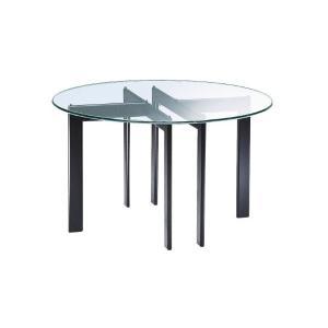 ハイテーブル、ハイ テーブル、リビングテーブル、ガラステーブル、ガラス テーブル、テーブル ガラス(黒・黒色・ブラック、白・白色・ホワイト)|kagami|02