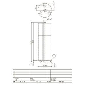 スペアペーパーホルダー ペーパーストッカー(スペア トイレペーパーホルダー ロールペーパーホルダー):HR-RrH471c5-ki|kagami|02