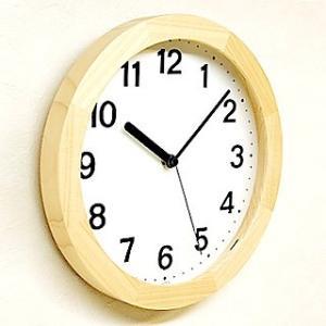 時計 クロック 掛け時計 掛時計 壁掛け時計  (ナチュラル、シンプル) :QsL50t1-NA|kagami|02
