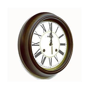 掛時計、掛け時計、壁掛け時計、時計 壁掛け、ウオールクロック(レトロ、アンティーク、クラシック) :reatDsQL674tR|kagami|02