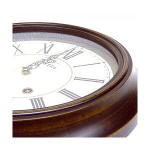 掛時計、掛け時計、壁掛け時計、時計 壁掛け、ウオールクロック(レトロ、アンティーク、クラシック) :reatDsQL674tR|kagami|03