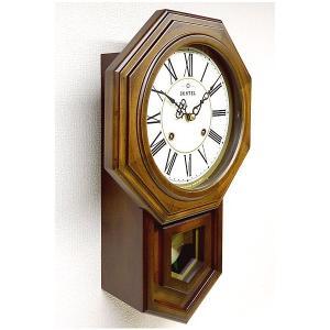 掛時計、掛け時計、壁掛け時計、時計 壁掛け、ウオールクロック(レトロ、アンティーク、クラシック) :reatQsL68t8R|kagami|02