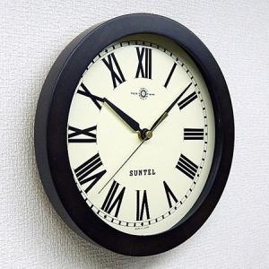 掛時計、掛け時計、壁掛け時計、時計 壁掛け、ウオールクロック(連続秒針、静音、スイープ、スイープムーブメント スイープ秒針 静か) :rzbsSsR0t3DBR-R|kagami|02