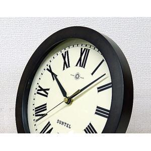 掛時計、掛け時計、壁掛け時計、時計 壁掛け、ウオールクロック(連続秒針、静音、スイープ、スイープムーブメント スイープ秒針 静か) :rzbsSsR0t3DBR-R|kagami|03