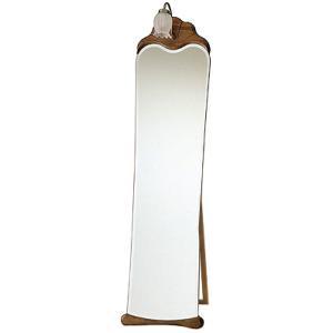 姿見 姿見鏡 スタンド付き 自立式 (スタンドミラー スタンド 自立 全身 全身鏡) kagami