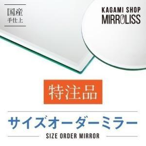 鏡 特注品 オーダー品 No 027 1120×915 5mm 糸面|kagamishop