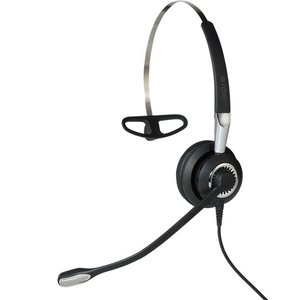Jabra(ジャブラ) BIZ 2400 II USB Mono MS ヘッドセット Bluetooth対応モデル 2496-823-209  【国内正規代理店品】|kagaoffice