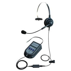 NDK エンタープライズ モジュラーS21パック 片耳タイプ 一般電話機向け(アンプ接続) kagaoffice