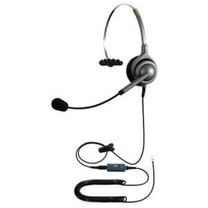 NDK エンタープライズ ヘッドセットパック 片耳タイプ MC3接続コード(ミュートスイッチ付) タイプL kagaoffice