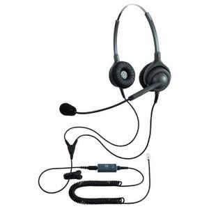 NDK エンタープライズ ヘッドセットパック 両耳タイプ MC3接続コード(ミュートスイッチ付) タイプL EN2-L(OG)-MC3 kagaoffice
