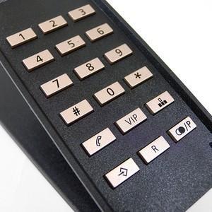 JACOB JENSEN(ヤコブ・イェンセン) T-1 Telephone(電話機) おしゃれ デザイン電話機 インテリア 壁掛け対応 シャンパンゴールド|kagaoffice|04