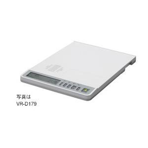 タカコム TAKACOM 通話録音装置 VR-D179 (受話器・外部入力接続対応)|kagaoffice