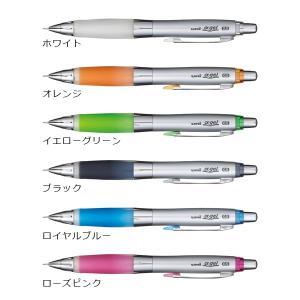 三菱鉛筆 シャープペンシル ユニ アルファゲル シャカシャカ機構 やわらかめ癒し系タイプ  0.5mm M5-617GG 1P|kagasiya