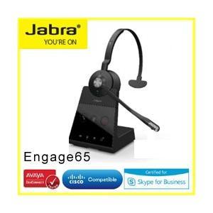 GN JABRA Engage 65 Mono ワイヤレスヘッドセット 2年保証 9553-553-136 【正規代理店品】 kagasys