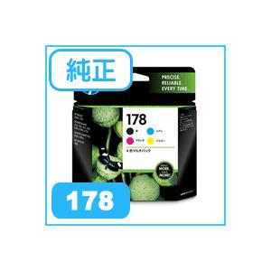 日本HP 【純正インク】 HP 178 4色マルチパック CR281AA kagasys