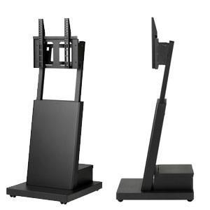 SDS(エスディエス) DSS-M32B3 デジタルサイネージスタンド 32-40インチ用フルスペックタイプ黒 【代引不可】|kagasys|02