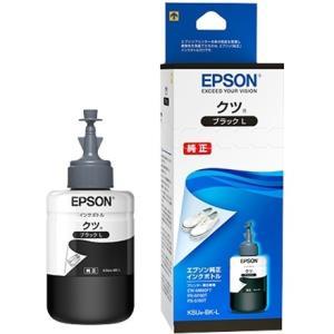 エプソン 純正 インクボトル/140ml KSU-BK-L ブラック エコタンク搭載プリンター用 【Paid(請求書後払い)決済可】|kagasys