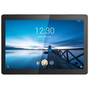 レノボ・ジャパン Lenovo Tab M10(10.1/Android 9.0/スレートブラック/2GB+16GB/LTE) ZA4H0052JP|kagasys