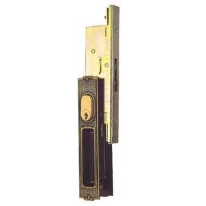 玄関 引き戸 鍵交換 トステム|kaginokuraya