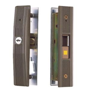 玄関 引き戸 鍵交換 三協|kaginokuraya