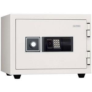 金庫 家庭用 耐火 ICカード式 オフホワイト/KMX-20RFE 日本製 |kaginokuraya