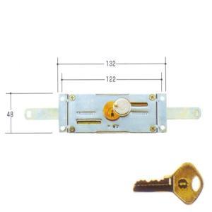 シャッターの鍵 部品 パーツ取替 交換 川上シャッター 両面シリンダー|kaginokuraya
