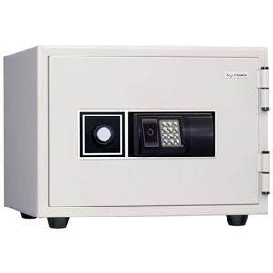金庫 家庭用 耐火 ICカード式 オフホワイト/KS-20RFE 日本製 |kaginokuraya