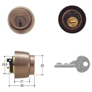 SHOWA 鍵 535・397 CL アンバー 5本ピン kaginokuraya