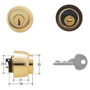 SHOWA 鍵 535・397 CL ゴールド 5本ピン kaginokuraya