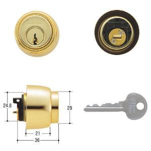 SHOWA 鍵 535・397 CL ゴールド 6本ピン kaginokuraya
