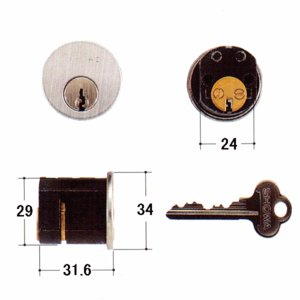 SHOWA 鍵 S-16 21用(アルナ) kaginokuraya