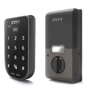 タッチパネル&非接触IC式電気錠AEGIS GATE (イージスゲート)【送料無料】|kagiproshop