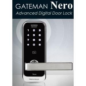 GATEMAN / ゲートマン Nero.他社交換用デジタルドアロック|kagiproshop