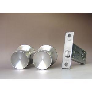 YKK 空錠 MIWA HBZ-0 握り玉 ドアノブ 交換 浴室 風呂のドア 室内向け M-88 M88 HBZ0|kagiproshop