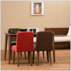 ダイニングテーブルセット ダイニングセット 5点セット 食卓セット(115cm木製テーブル+ダイニングチェア4脚)|kagle