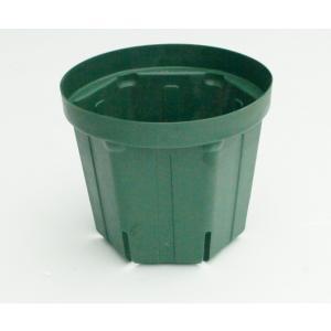 プラスチック スリット鉢 小 6個セット 花、ガーデニング 園芸用品 鉢(4054)|kagoen-nursery