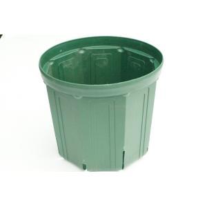 プラスチックスリット鉢大 6個セット 花、ガーデニング 園芸用品 鉢(4054)|kagoen-nursery