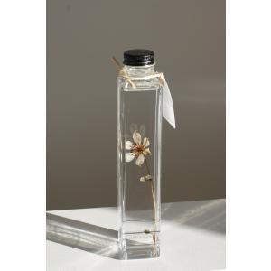 花咲くハ―バリウム クレマチス ミクラ C. 'Mikla' 花、ガーデニング ハーバリウム (44693)|kagoen-nursery