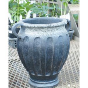 陶器 壺鉢 花、ガーデニング 園芸用品 鉢(4054)|kagoen-nursery