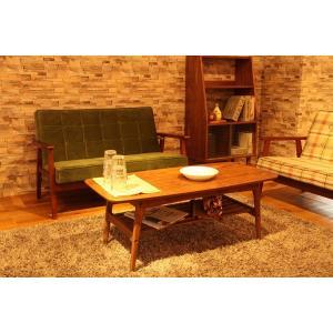 ウォールナットセンターテーブル ウォールナットコーヒーテーブル 使いやすいテーブルです|kagood|02