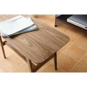 ウォールナットセンターテーブル ウォールナットコーヒーテーブル 使いやすいテーブルです|kagood|04