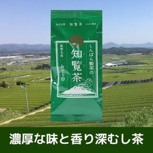 知覧茶 みどり印 100g (日本茶・深むし茶・緑茶・知覧茶・かごしま茶・鹿児島県産)