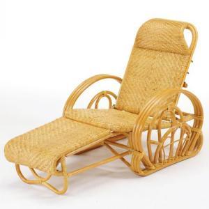 籐椅子 籐の椅子 籐寝椅子 座面高32cm IMA100 今枝商店|kagu-11myroom