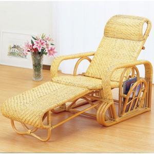 籐椅子 籐の椅子 籐寝椅子 座面高35cm IMA113 今枝商店|kagu-11myroom