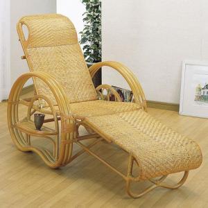 籐椅子 籐の椅子 籐寝椅子 座面高35cm IMA200 今枝商店|kagu-11myroom