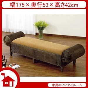 ラタンベンチ 籐ベンチ 長椅子 SH35 ラタン家具 IMY125B 今枝商店|kagu-11myroom