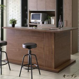 バーカウンター キッチンカウンター テーブル 幅120 ホームバー バーカウンター 120幅 ハイカウンター 間仕切り キッチン収納 北欧 アウトレット価格並|kagu-1